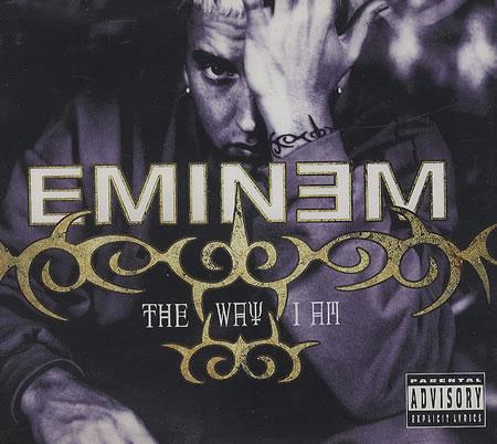 Eminem- the way i am contest